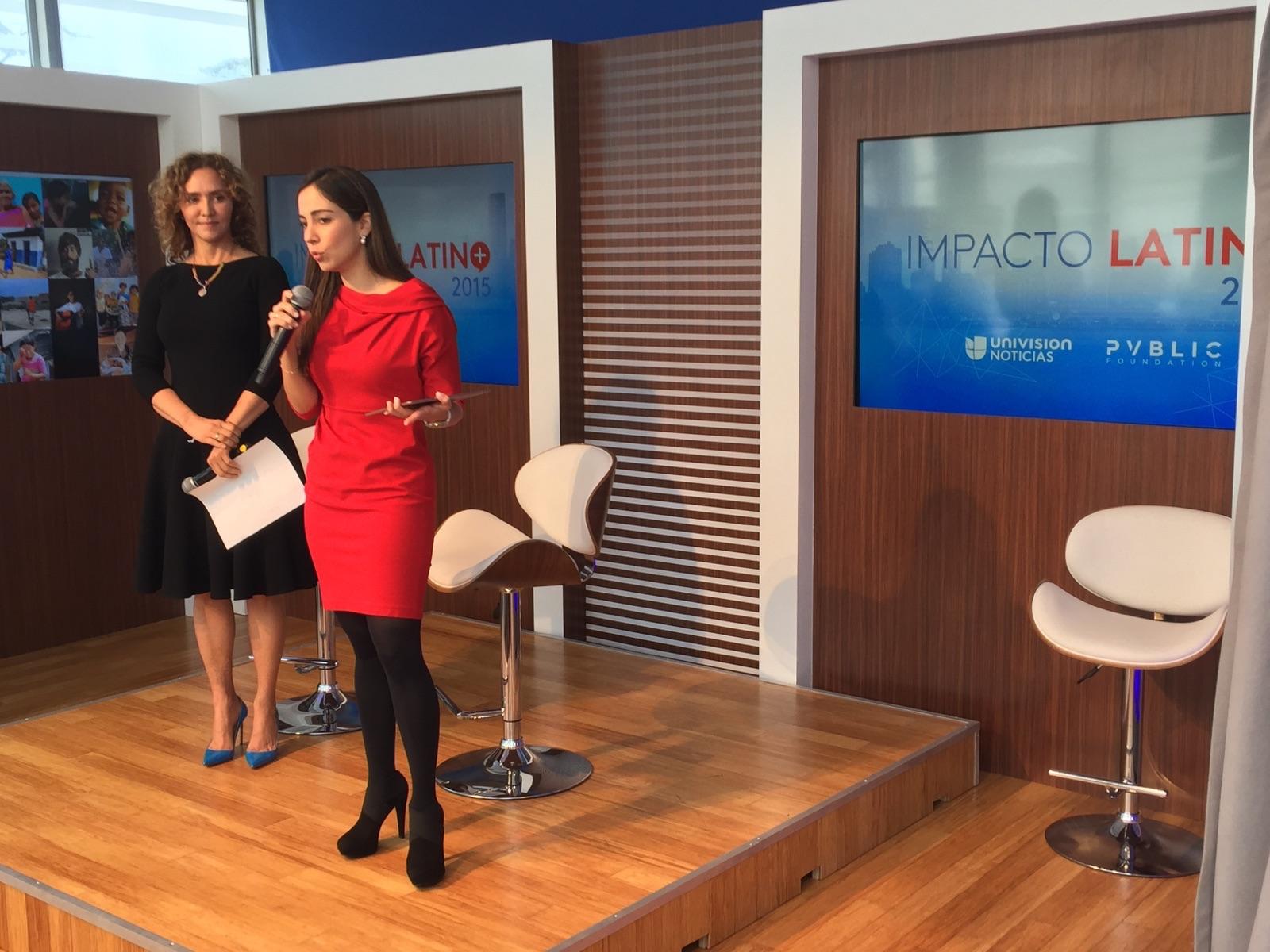 Univision impacto latino new york